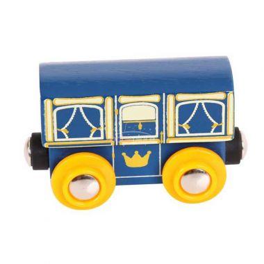 Královský vagónek Bigjigs Rail