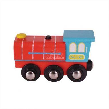 Lokomotiva se zvukem Bigjigs Rail