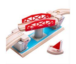 Otočný most Bigjigs Rail