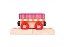 Vagón Bigjigs Rail Růžový