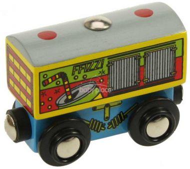 Vagónek s nápoji Bigjigs Rail