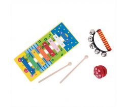Dětský hudební set Bigjigs Toys