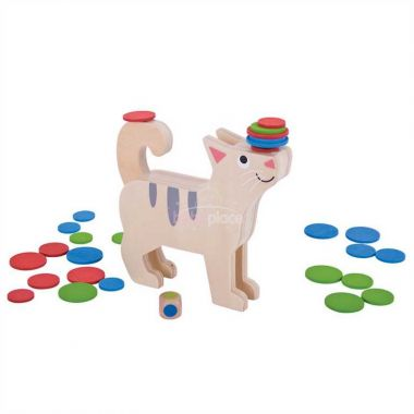 Kolik kočka unese? Bigjigs Toys