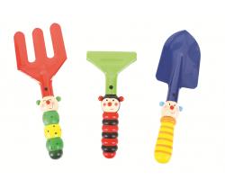 Set zahradního nářadí Bigjigs Toys