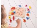 Vkládací puzzle Bigjigs Toys Čísla had