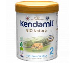 BIO pokračovací mléko 800 g DHA+ Kendamil Nature 2