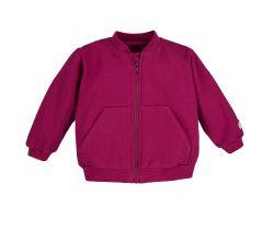 Mikina na zip Eevi Simply Comfy Red