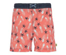 Chlapecké plavky Lässig Board Shorts Boys Jelly Fish