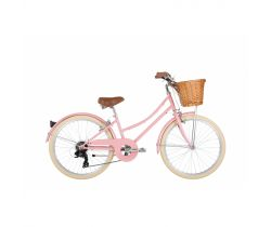 """Dětské kolo Gingersnap 24"""" Blossom Pink Bobbin"""