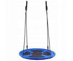 Houpací kruh (průměr: 120 cm) Springos Black/Blue