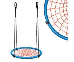 Houpací kruh (průměr: 120 cm) Springos Blue/Red