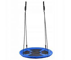 Houpací kruh (průměr: 90 cm) Springos Black/Blue