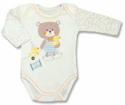 Body dlouhý rukáv Lafel Teddy Bear