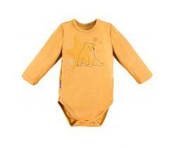 Body dlouhý rukáv Eevi Unique Yellow Bear