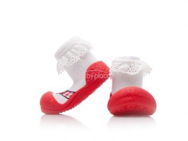 Botičky Attipas Ballet Red