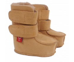 Botičky Kaiser High Boot Camel