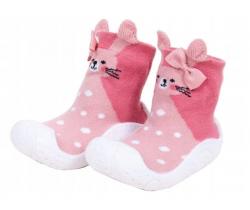 Botičky Yo Pink Mouse