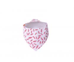 Bryndák šátek Kikadu Flamingo