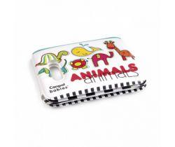 Canpol Animal pískácí knížka  s úchytem
