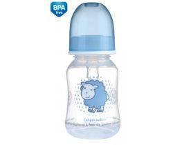 Canpol láhev s potiskem 120 ml bez BPA
