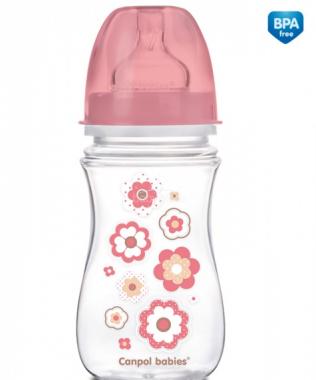 Canpol Newborn Láhev na mléko 240 ml