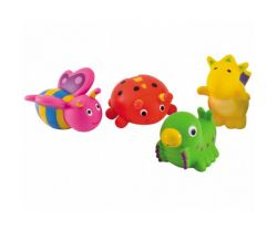 Canpol Zahrada hračky do vody 4 ks