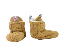 Capačky Lodger Slipper Fleece Empire Dark Honey
