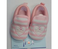 Capáčky Yo I Love Dad Pink
