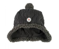 Čepice Lodger Hatter Empire Fleece Pigeon