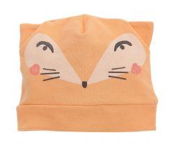 Čepička Pinokio Smart Fox Lištička Oranžová