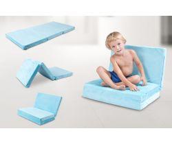 Cestovní matrace 120x60x6 cm Baby Matex Plush