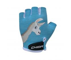 Cyklistické rukavice pro děti Chiba Cool Kids Lama