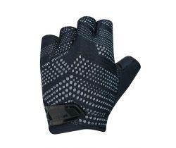 Cyklistické rukavice pro dospělé Chiba Air Master Černá