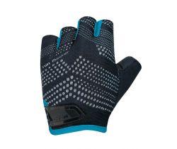 Cyklistické rukavice pro dospělé Chiba Air Master Černo modrá