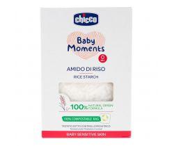 Škrob dětský rýžový do koupele 250 g Chicco Sensitive