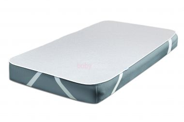 Chránič matrace s prodyšnou membránou Baby Matex Safe Froté