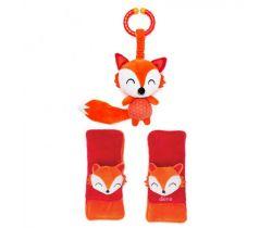 Chránič pásu Diono Soft Wraps™ & Toy