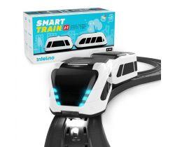Chytrý nabíjecí elektrický vláček s dráhou Intelino Smart Train