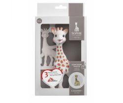 Dárková sada Vulli Sophie (žirafa + kousátko)