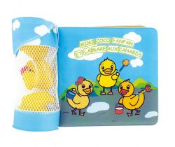 Koupací kniha s Vodnými hračkami dBb Remond Kaučuk