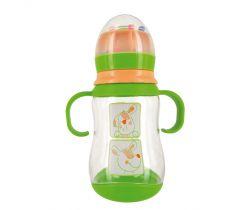 Dětská lahvička  z Tritanu 300 ml dBb Remond Chien s cumlíkem 4+ m