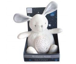Noční hudební světlo DouDou Rabbit