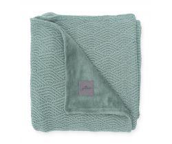 Deka 75x100 cm Jollein River Knit Fleece