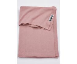 Deka do kočárku/kolébky 75x100 cm Meyco Knit Basic