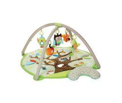 Hrací deka s hrazdičkou 0m+ Skip Hop Treetop Friends