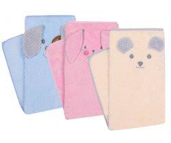 Dětská deka 80x90 cm DuetBaby Animals Soft
