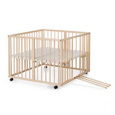 Dětská dřevěná ohrádka Klups II