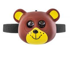 Dětská LED čelovka OXE Animals