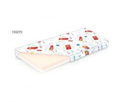 Pěnová matrace 160x90 cm Hevea Junior Disney