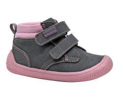 Dětská barefoot obuv Protetika Fox Grey